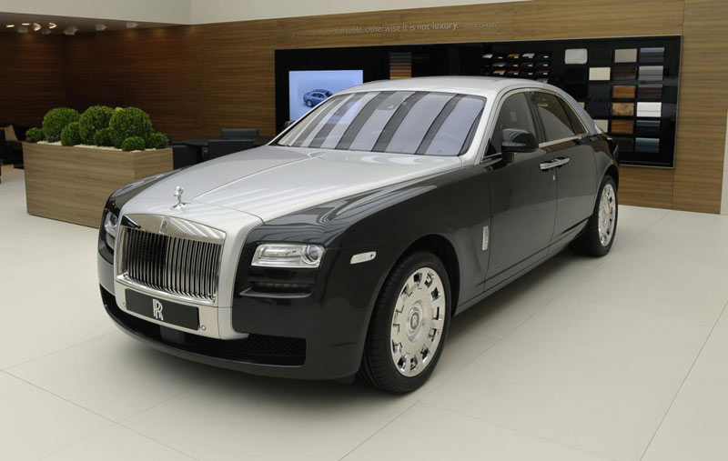 2013 Rolls royce Ghost #1