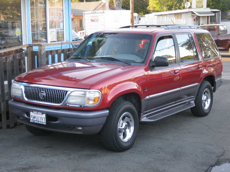 1997 Mercury Mountaineer #2