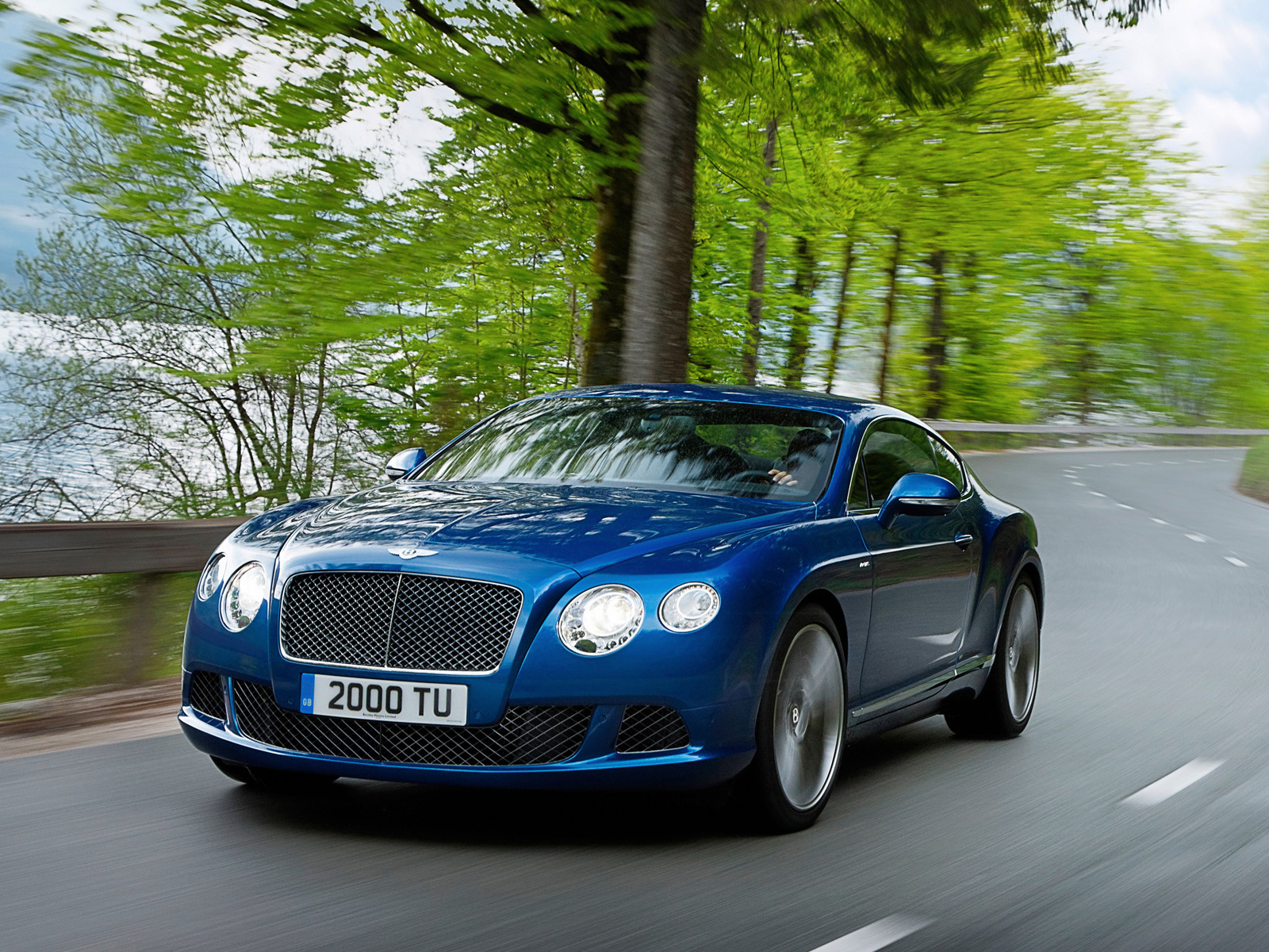 2013 Bentley Continental Gt Speed #4