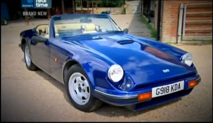 TVR S2 #10