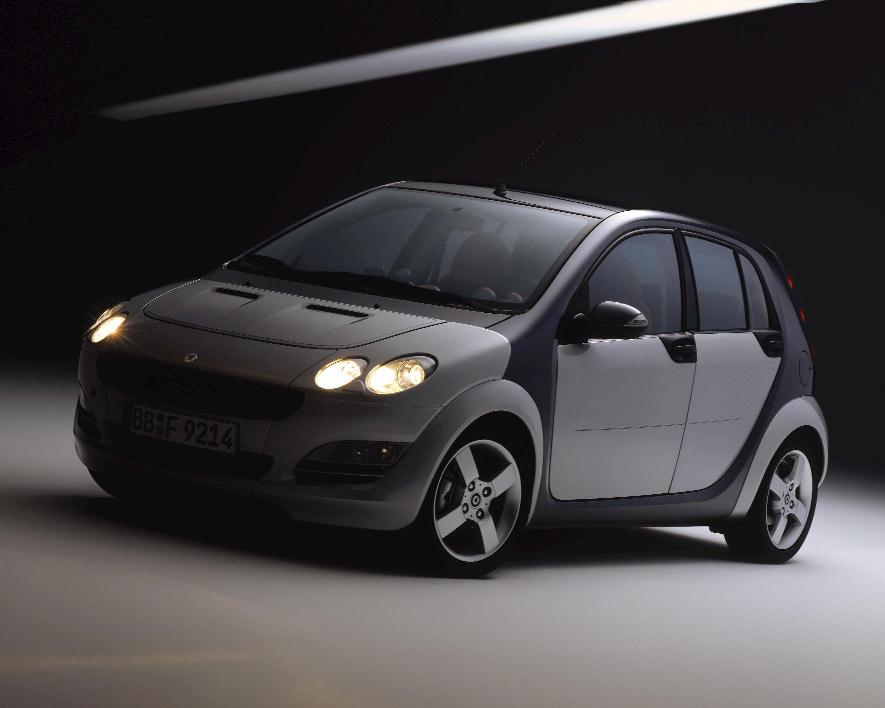2004 Smart ForFour #3