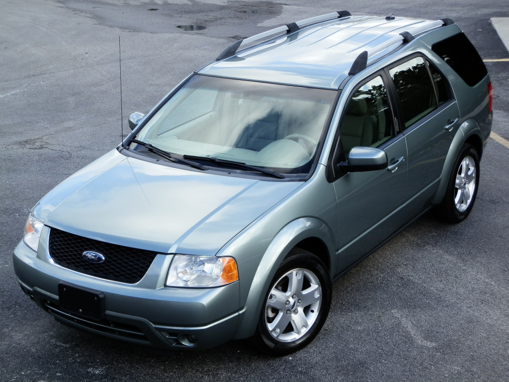 2007 Ford Freestyle #11