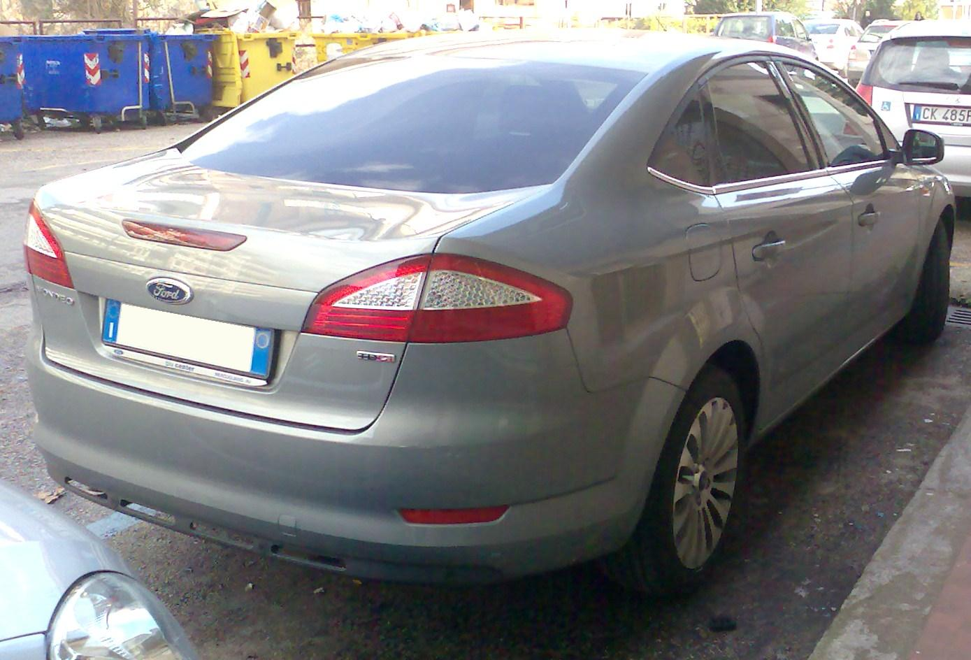 2009 Ford Mondeo #7