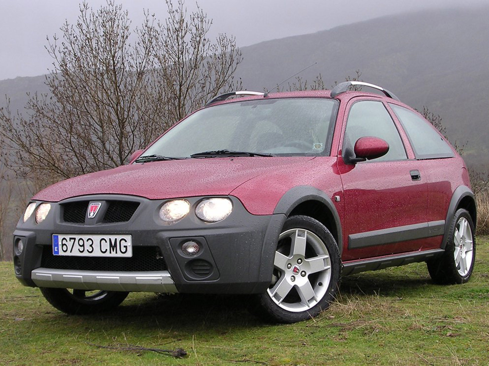2004 Rover Streetwise #14
