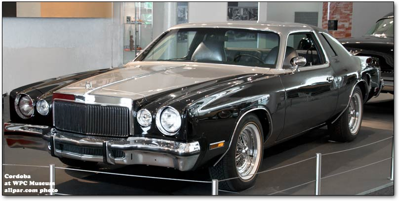 1974 Chrysler Cordoba #3