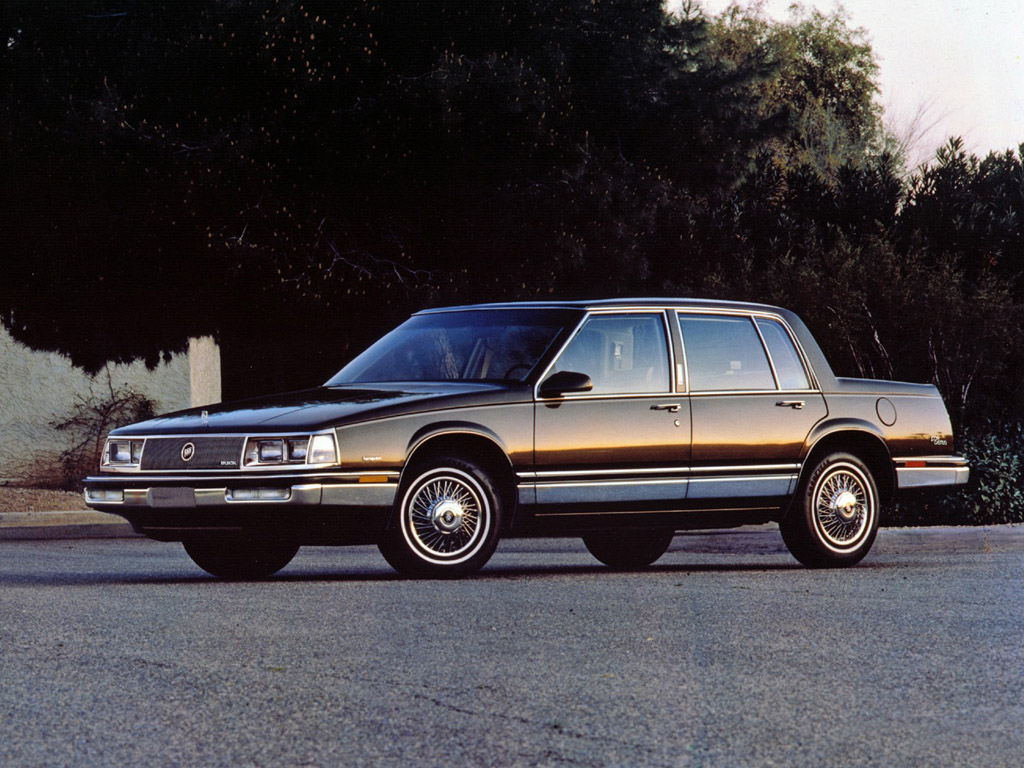 1990 Buick Electra #16