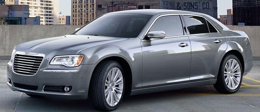 2014 Chrysler 300 #16