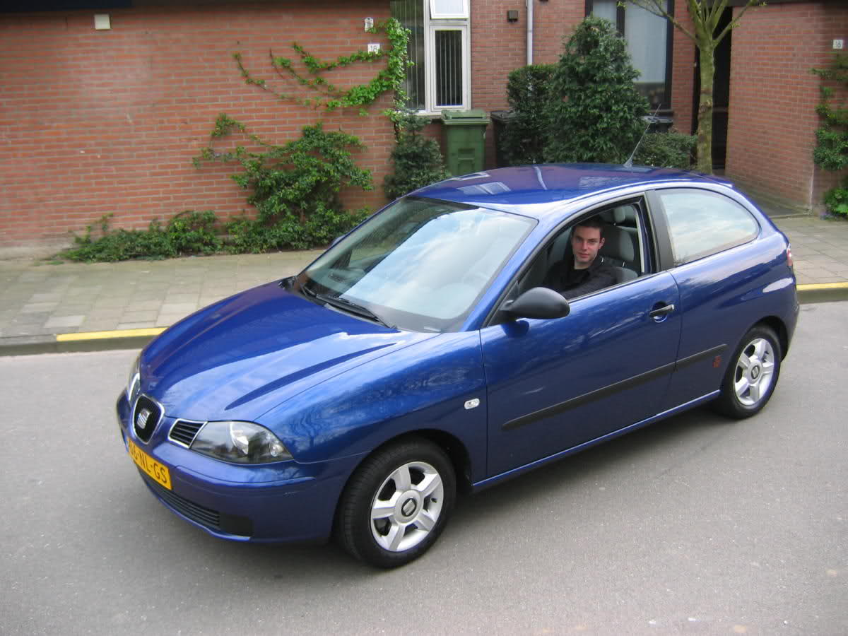 2003 seat ibiza photos informations articles. Black Bedroom Furniture Sets. Home Design Ideas