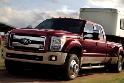 2012 Ford F-450 #6