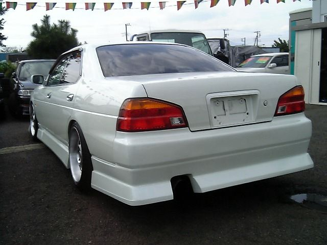 1998 Nissan Laurel #2