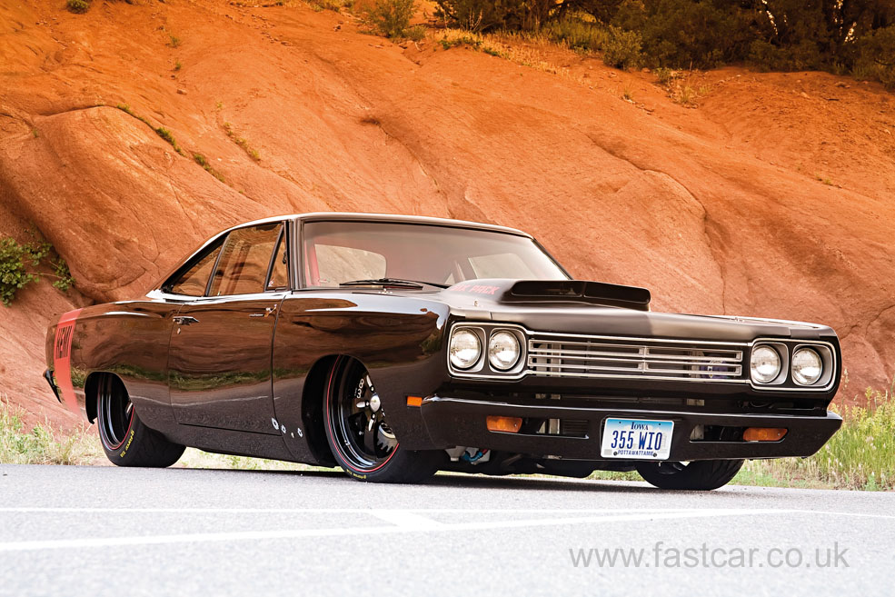 Plymouth Road Runner #4