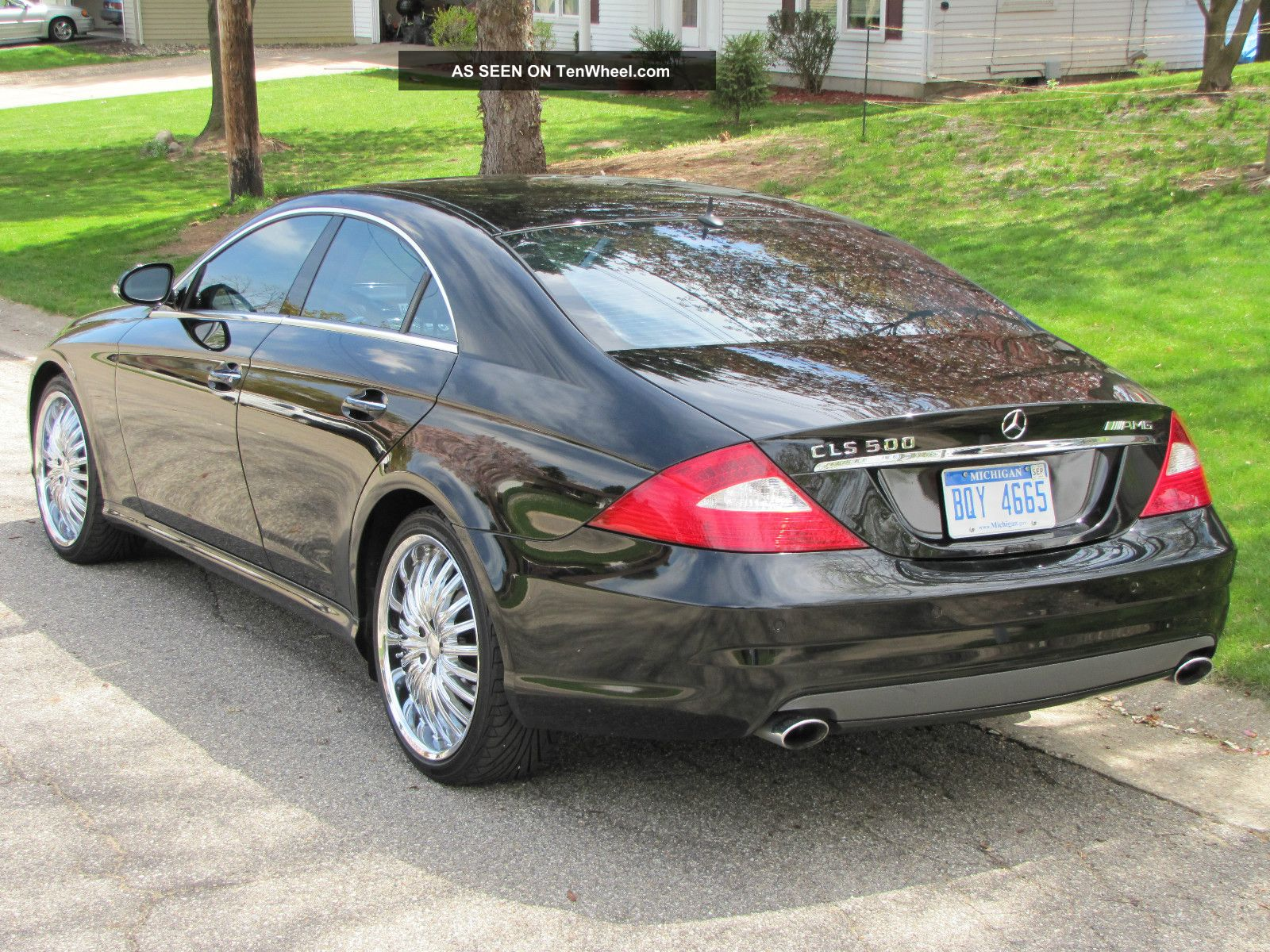 2006 Mercedes Benz CLS s Informations Articles BestCarMag