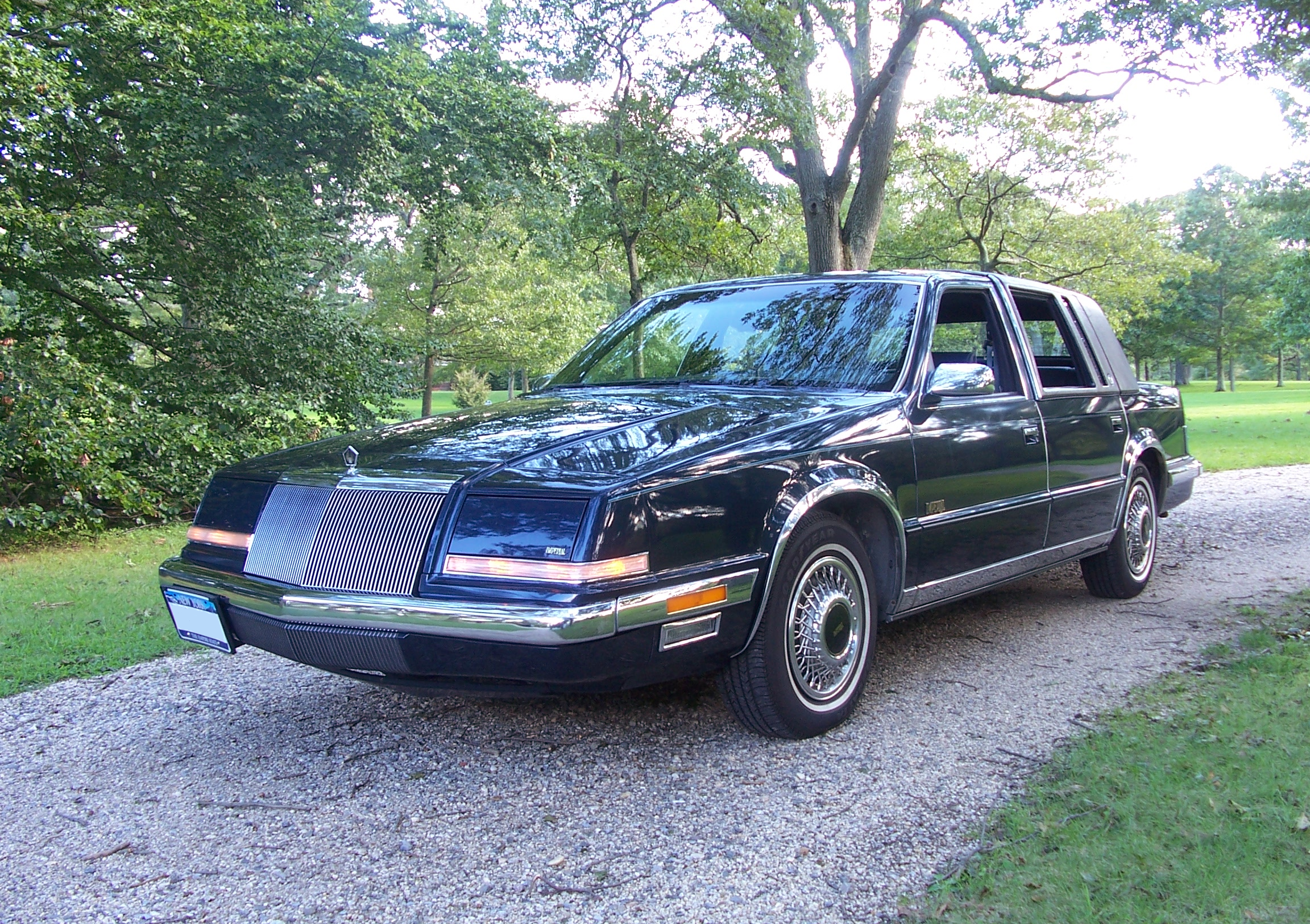 1992 Chrysler Imperial #6
