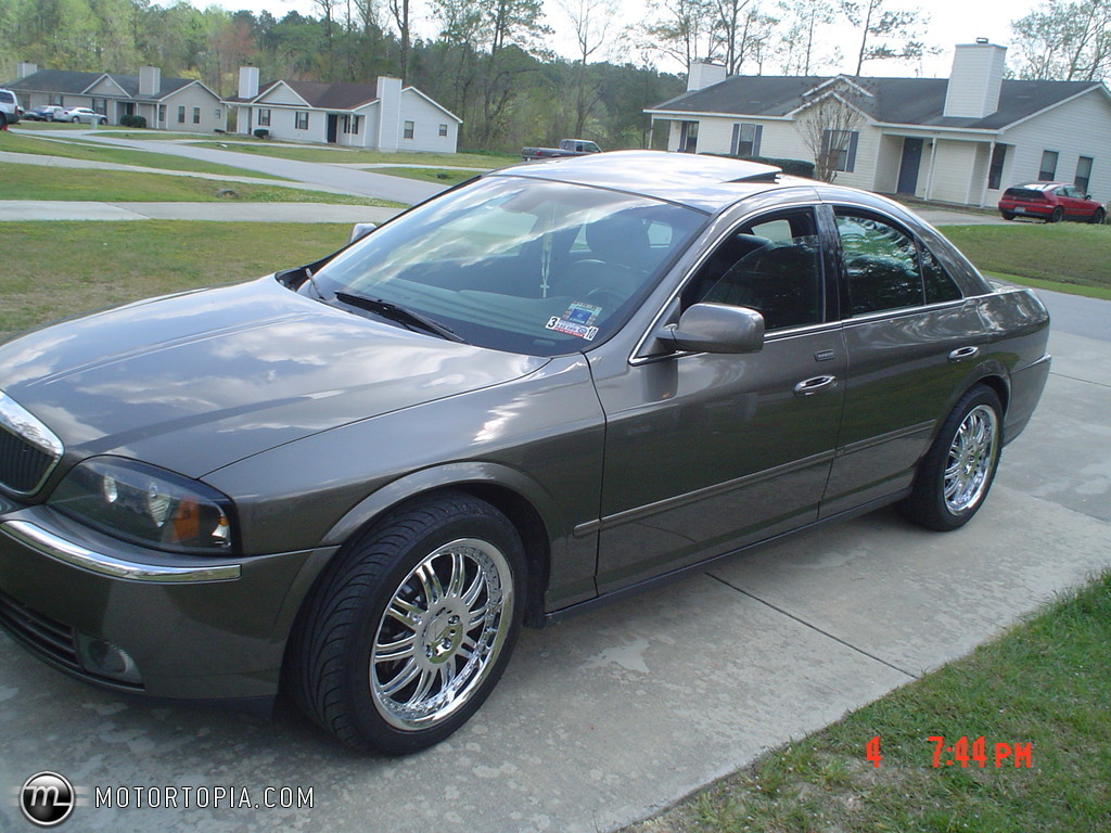 2003 Lincoln Ls #15