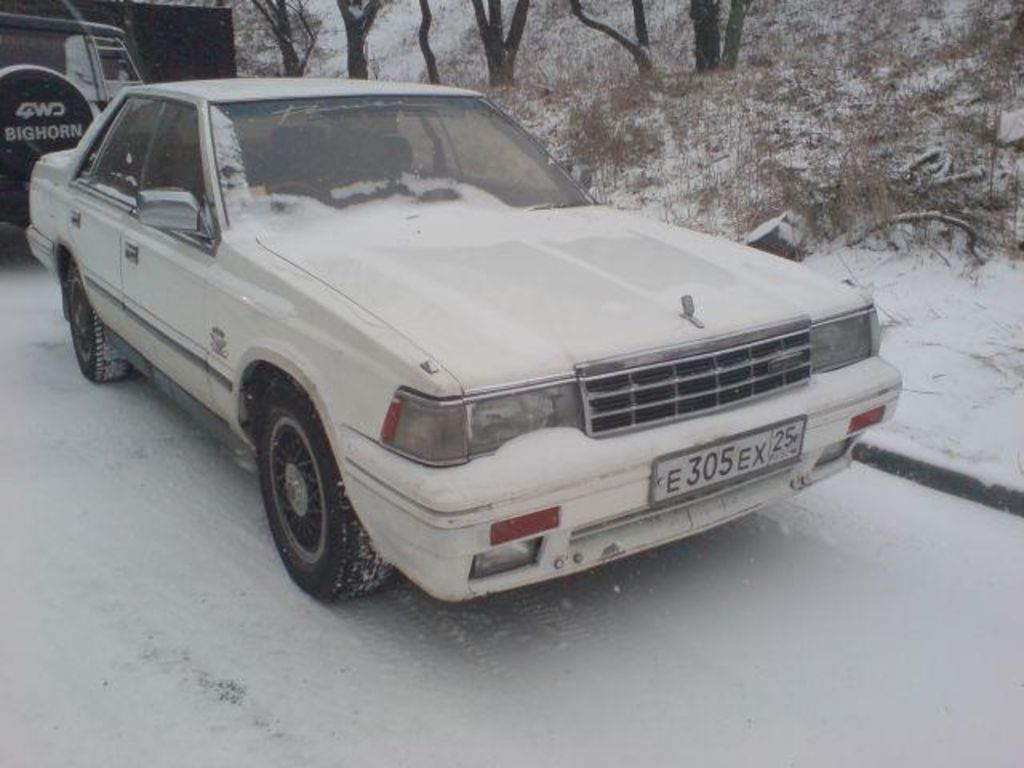 1987 Nissan Laurel #12