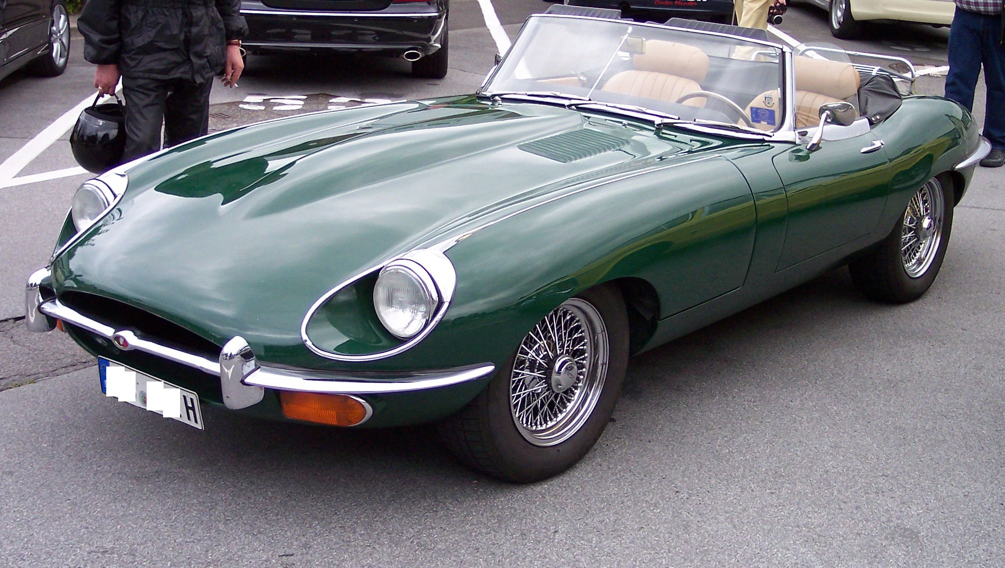 Jaguar E-Type #15
