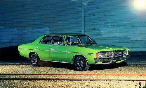 1974 Chrysler Valiant #3