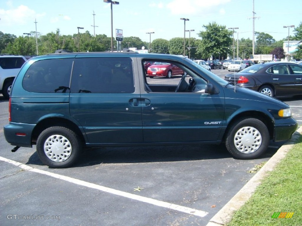 1998 Nissan Quest Photos  Informations  Articles