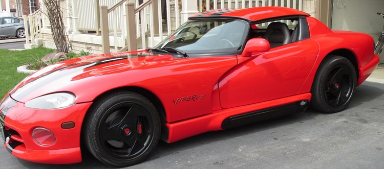 1994 Chrysler Viper #11