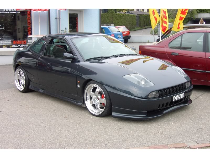 Fiat Coupe #3
