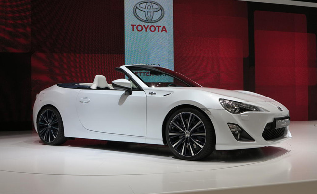 2014 Scion Fr-s Convertible #4