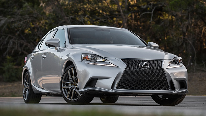 2014 Lexus Is F #11