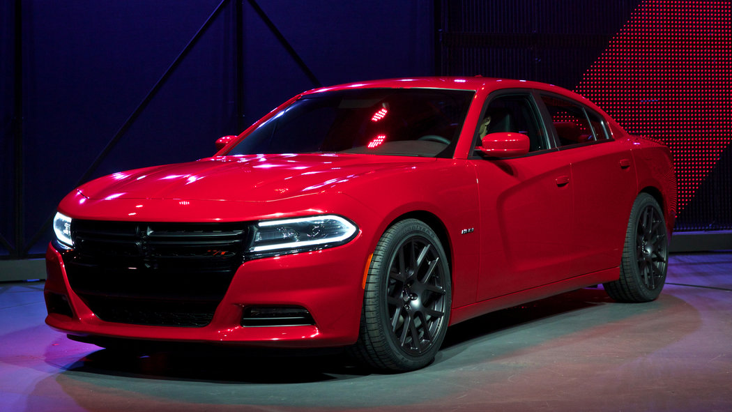 2015 Dodge Charger #7