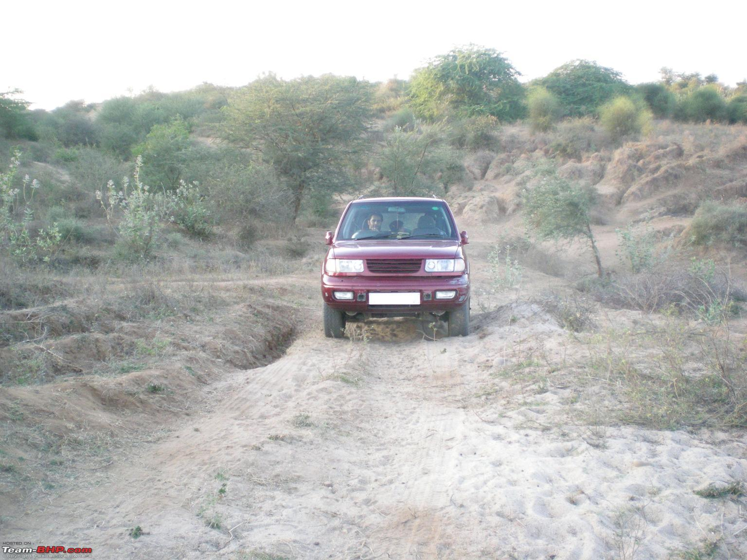 2004 Tata Safari #7