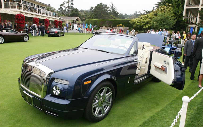 2011 Rolls royce Phantom Drophead Coupe #13