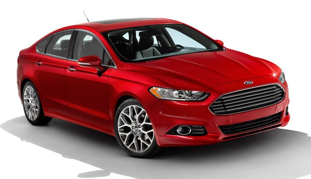 2014 Ford Fusion #10