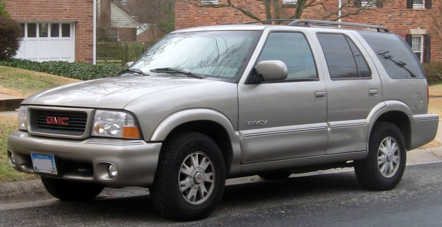 2000 GMC Jimmy #12