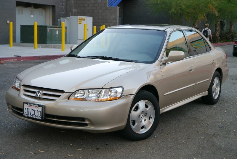 2001 Honda Accord #6