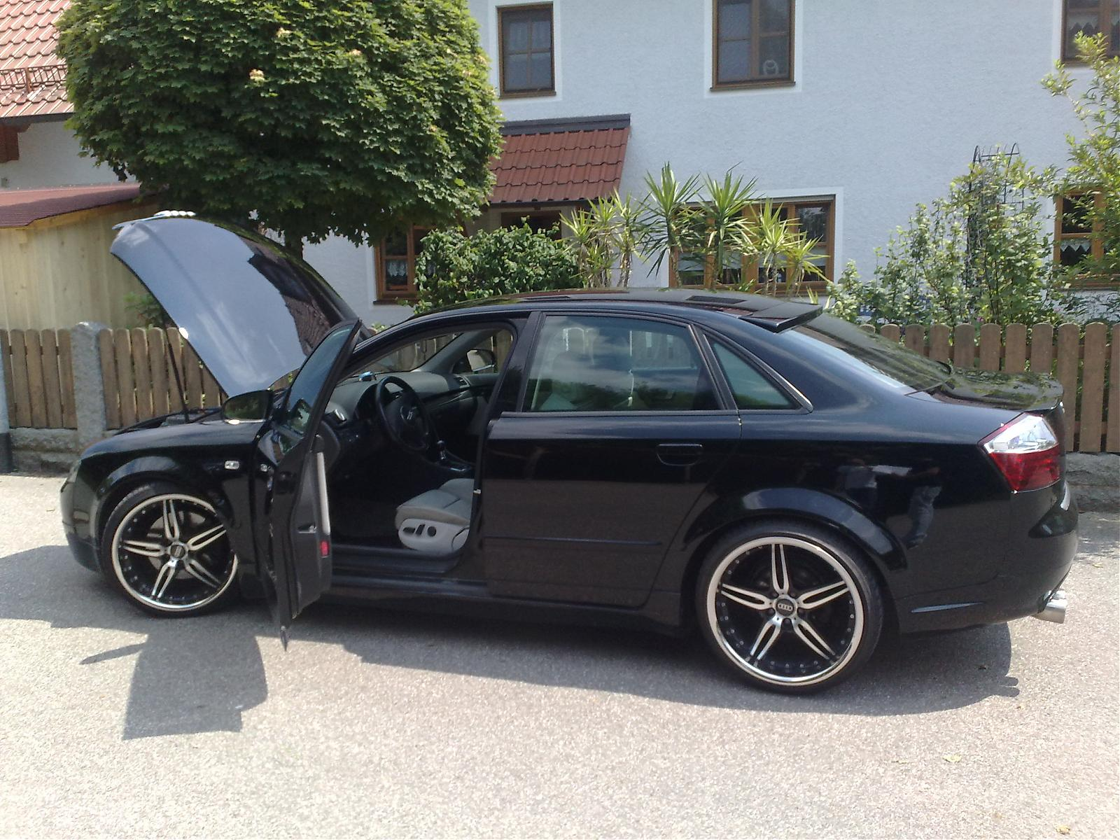 2002 audi a4 photos, informations, articles - bestcarmag
