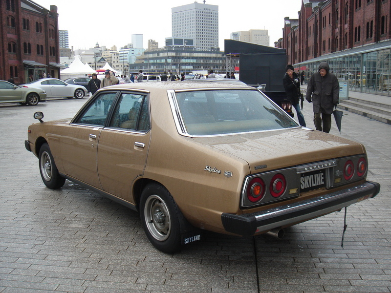 1978 Nissan Skyline Photos Informations Articles Bestcarmag