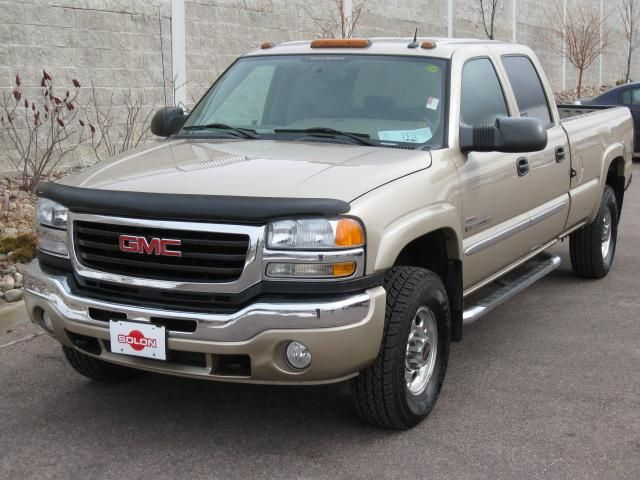 2005 GMC Sierra 2500hd #7