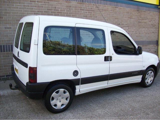2003 Citroen Berlingo #2