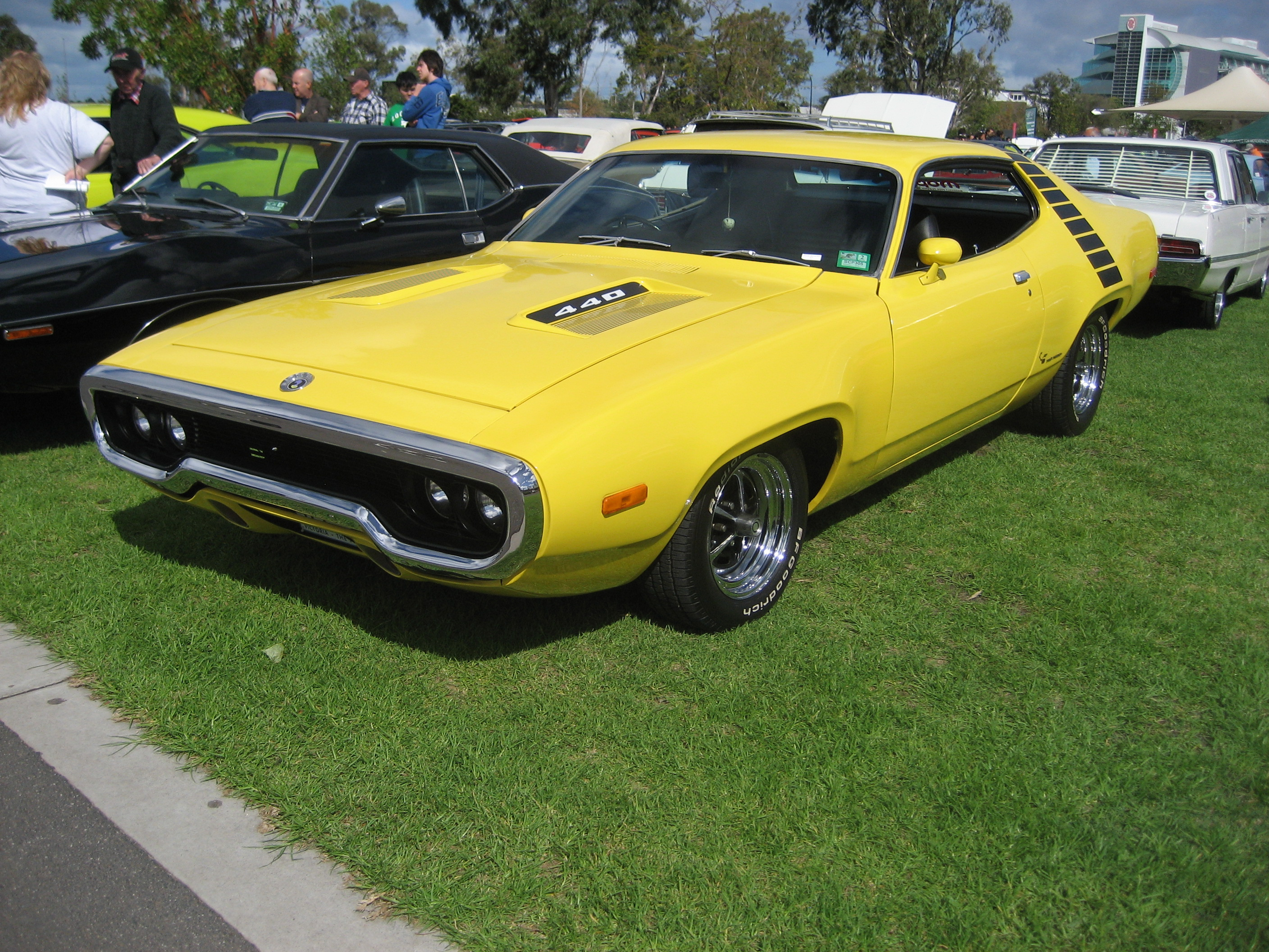 1971 Plymouth Road Runner #5