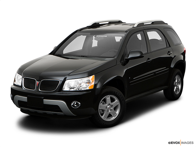 2009 Pontiac Torrent #5