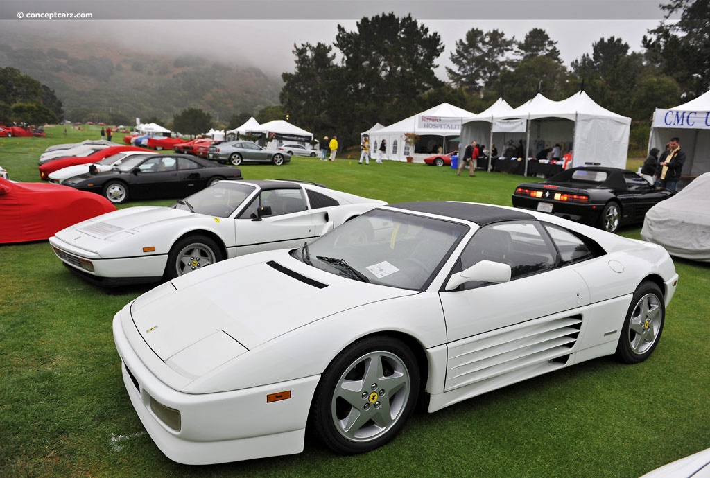 1990 ferrari 348 photos informations articles. Black Bedroom Furniture Sets. Home Design Ideas