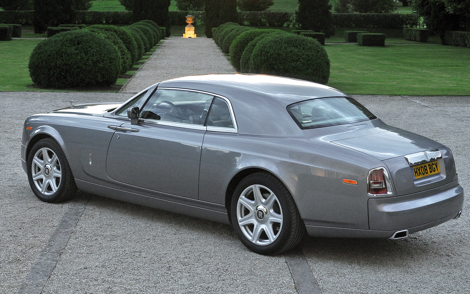 Rolls royce Phantom Coupe #8