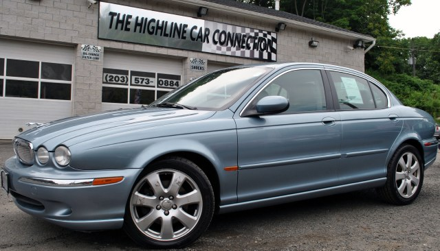 2006 Jaguar X-type #15