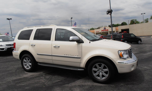 2007 Chrysler Aspen #14