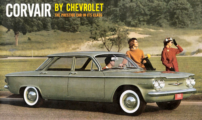 1959 Chevrolet Corvair #3