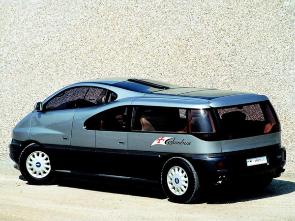 1992 Italdesign Columbus #7