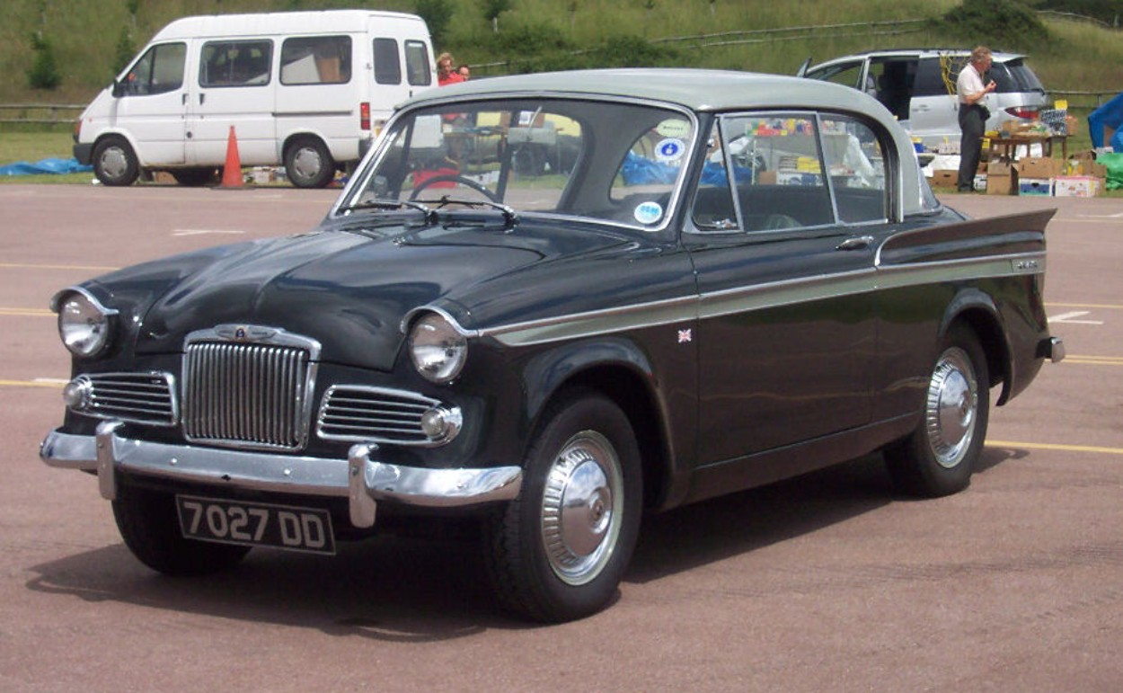1959 Sunbeam Rapier #13