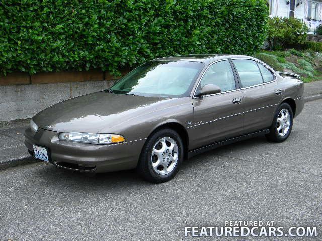 1999 Oldsmobile Intrigue #4