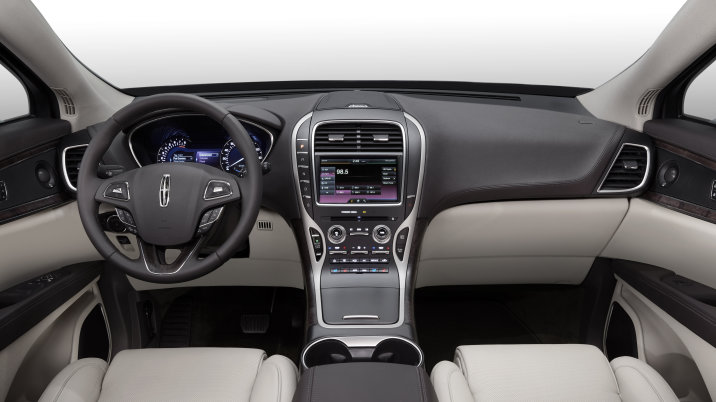 2016 Lincoln Mkx #16