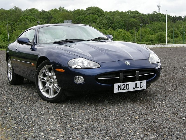 1998 Jaguar Xk-series #7