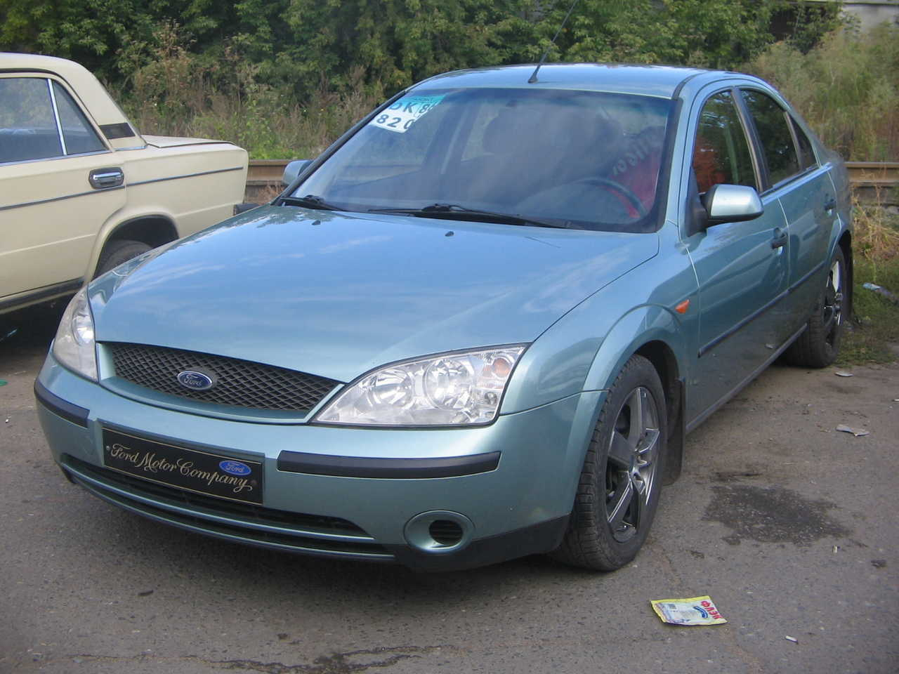 2001 Ford Mondeo #11
