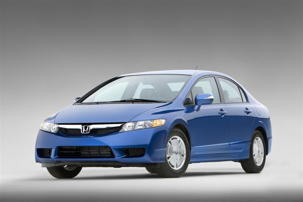 2009 Honda Civic #8